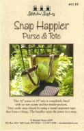 Snap Happier Purse & Tote